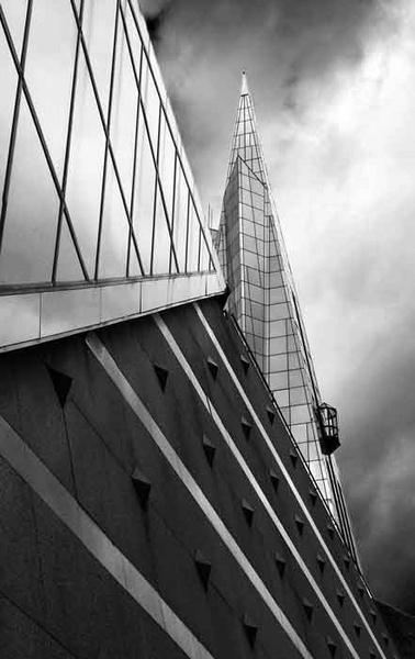 caldea tower,andorra by john thompson