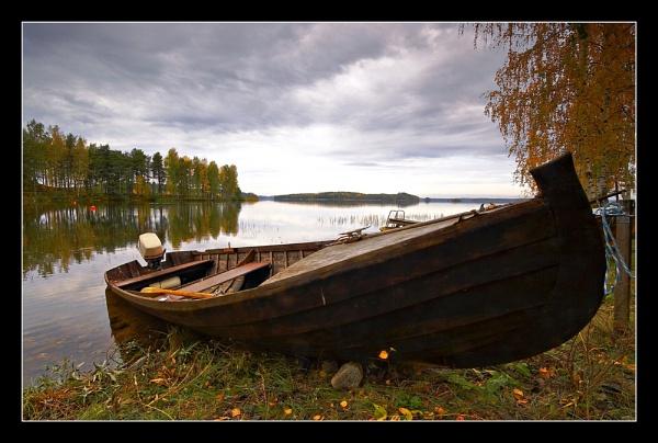 A BOAT... by Jou©o