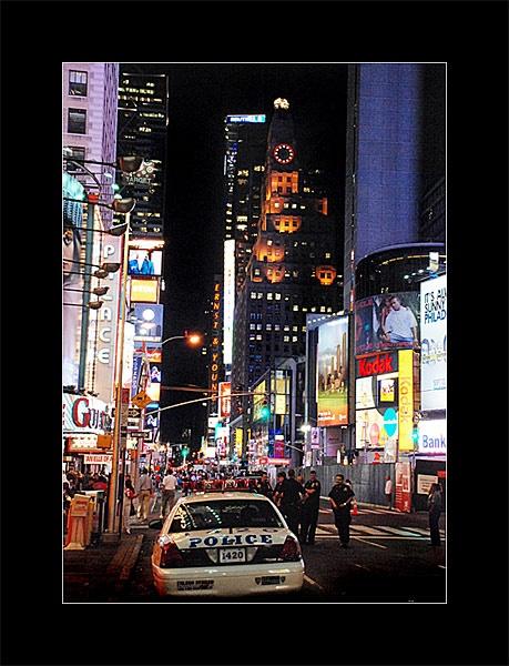 Times Square by incognito