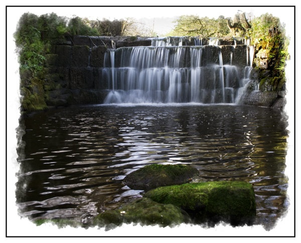 Stongates waterfall by PAllitt
