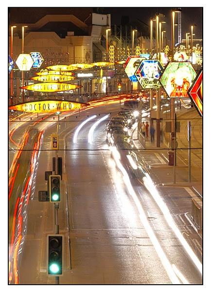 Blackpool illuminations by garyg