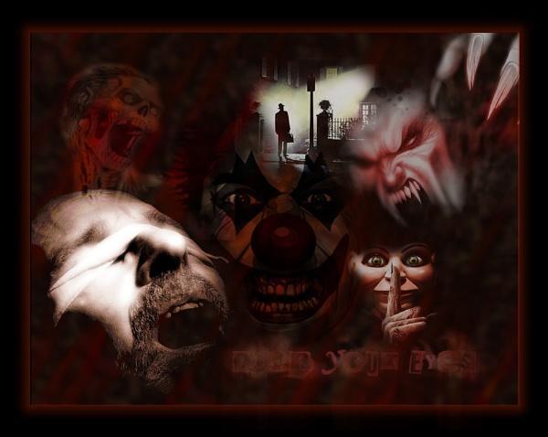 Nightmare by kevski