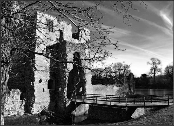 Baconsthorpe Castle by Bellie