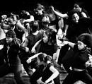 Dancers Trafalgar Square