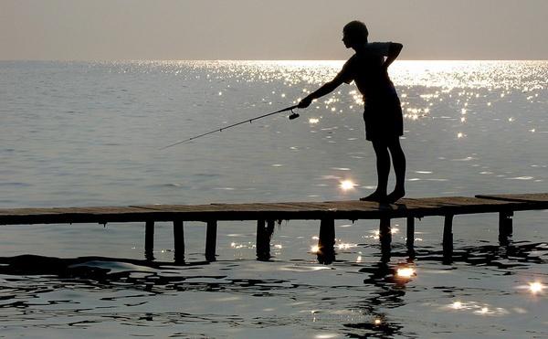 Fishing by Glynn