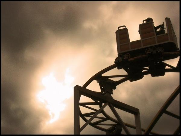 Roller Coaster by JoeBo