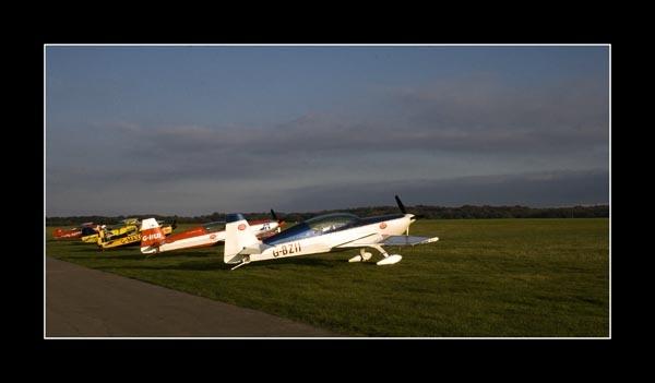 Aerobatics by Alcor