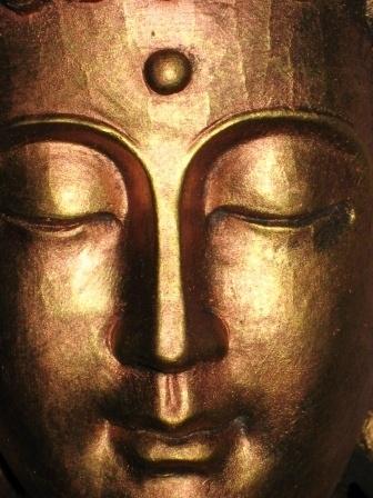 Guddha face by Blinkybaz