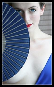 blue modesty by rah