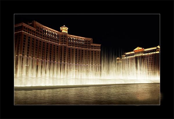 Belagio Las Vegas by incognito