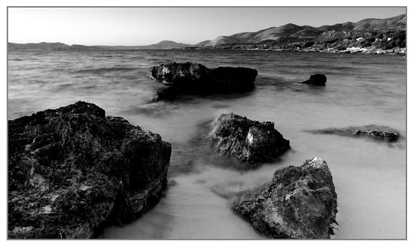 Greek Shore by lloydee