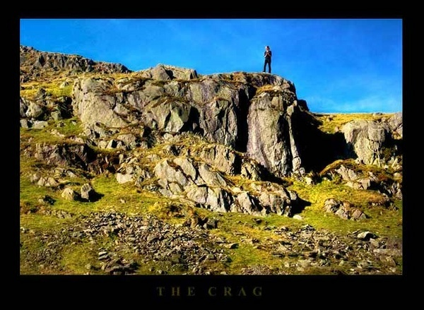 The Crag by Leo