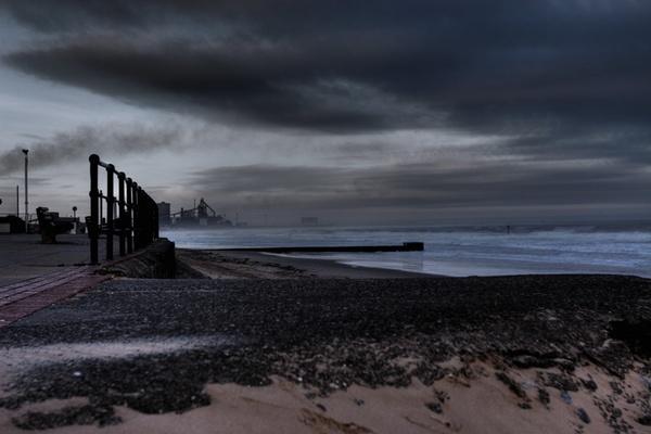 Coatham Beach by photodocktor
