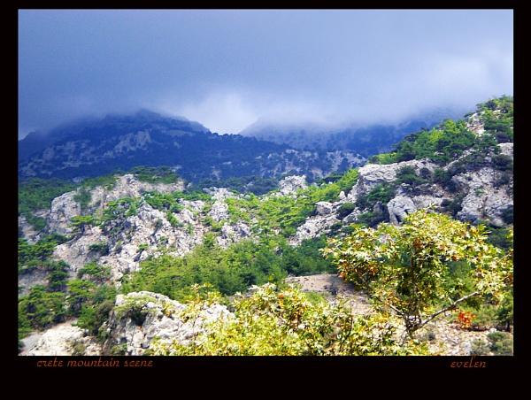 mountain,scene,crete by evelen