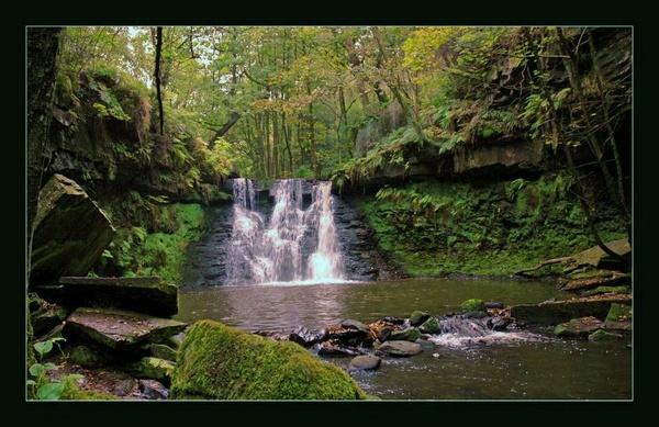 Waterfalls by JudeC