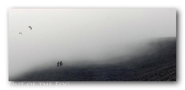 Sea Fog by pennyspike