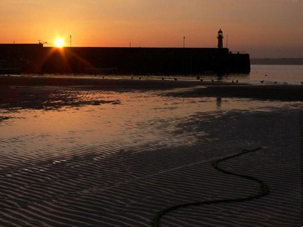 St Ives Sunrise by KarlmarxEra