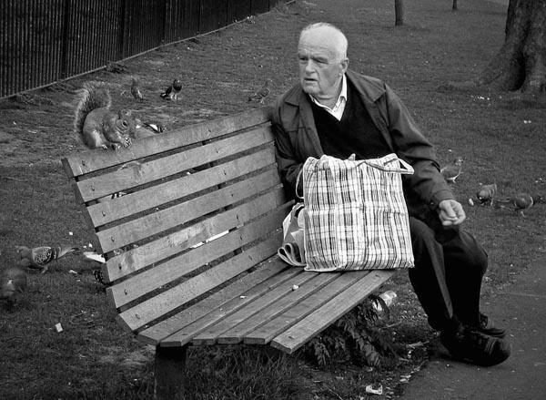 loneliness by bigbrum
