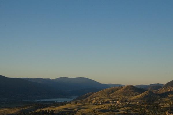 Okanagan Sunrise by ronss