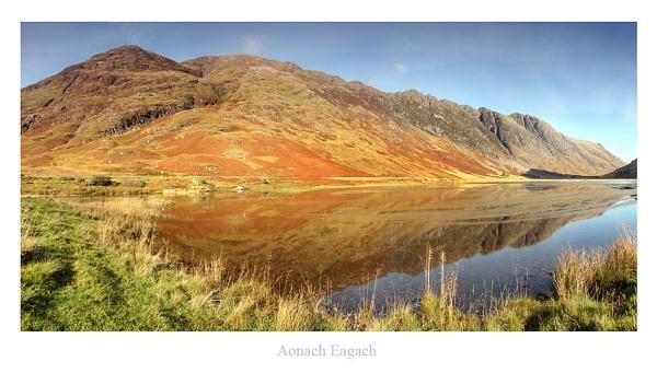 Aonach Eagach by trekpete