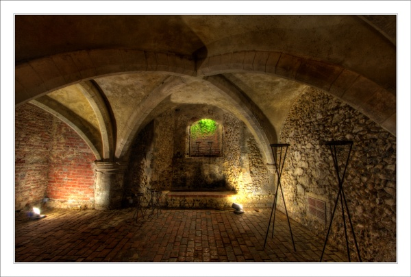 The Cellar by PLCimagery