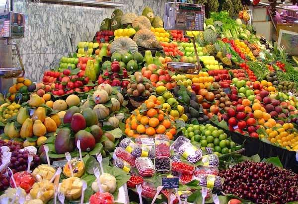 Barcelona Market by dimkaz25