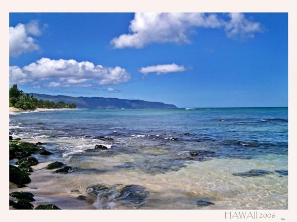 Turtle Beach, Hawaii by mommy2cutekids