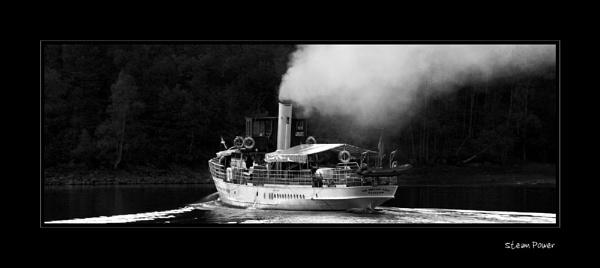 Steam Power by kim64