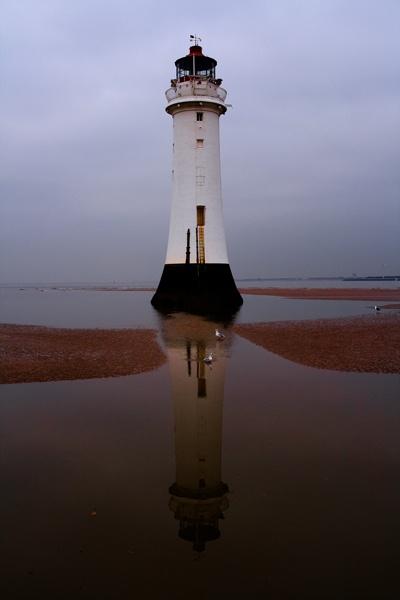 Perch Rock Lighthouse by audi_db