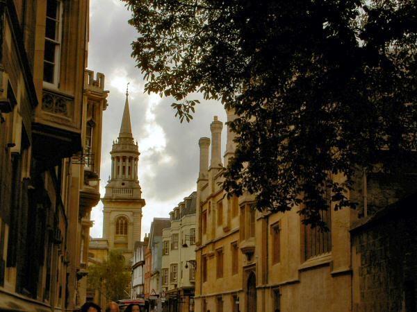 Quiet Street by Hebe