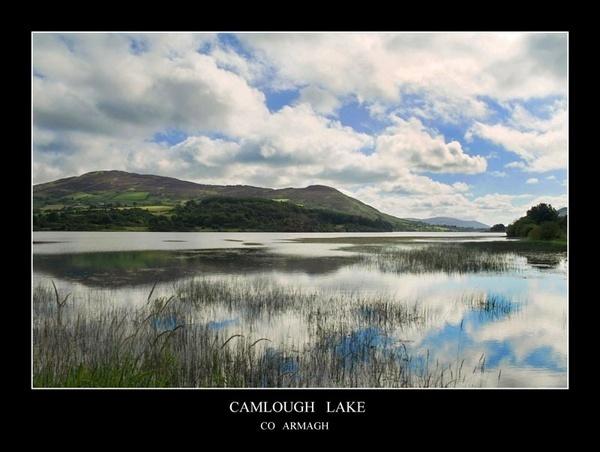 Camlough  Lake by maytownme