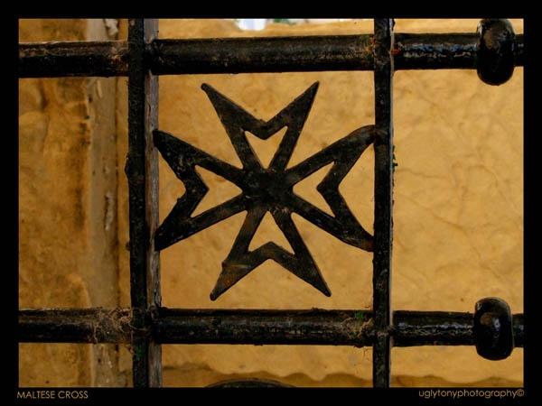 Maltese cross by bigtony