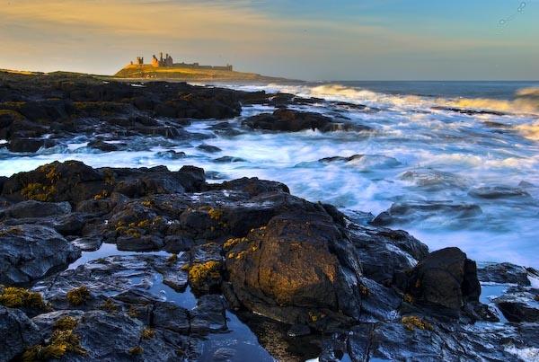 Dunstaburgh Castle by Osool