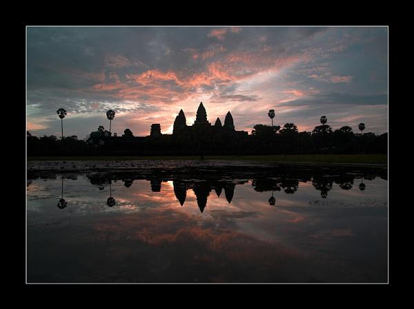 Angkor Wat II by Skier