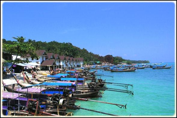 Kho Phi Phi by ianuk2003