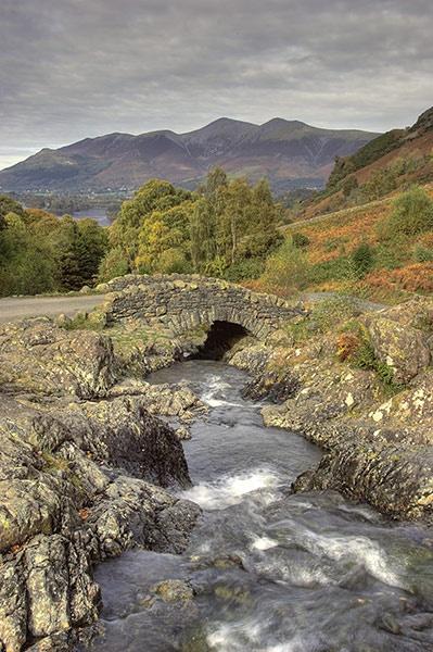 Ashness Bridge by davey