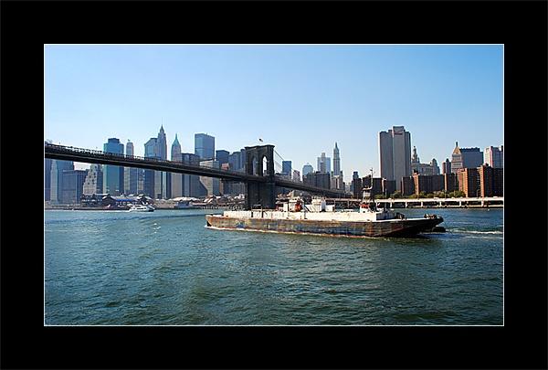 Brooklyn Bridge by incognito