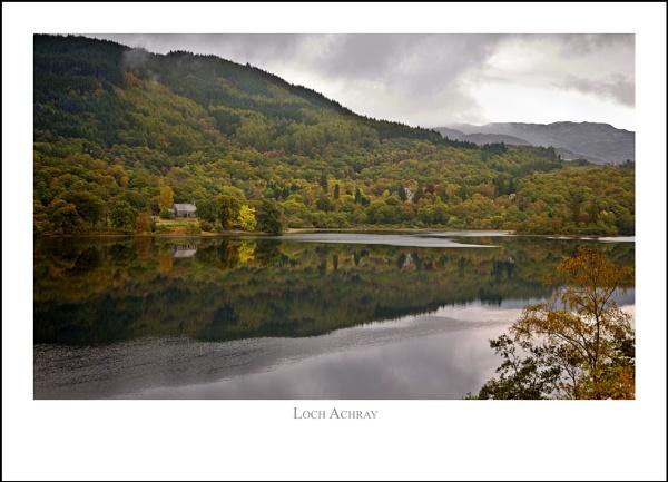 Loch Achray... by Scottishlandscapes