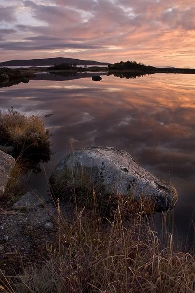 Loch Ba Sunrise by peterpaterson