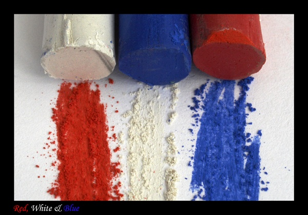 Red, White & Blue by john64