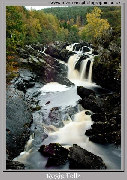 Rogie Falls by jjmills