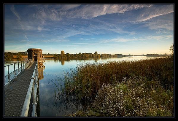 Stanford Reservoir by Martin54