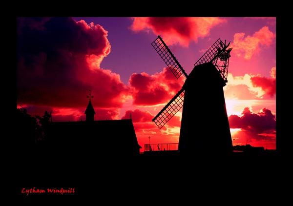 Lytham Sunset by AEasthope67