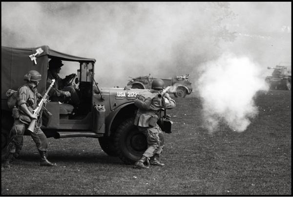WW2 Battle Re-enactment (2) by sheedy