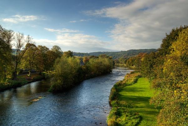 A River Runs Through It by bassqee