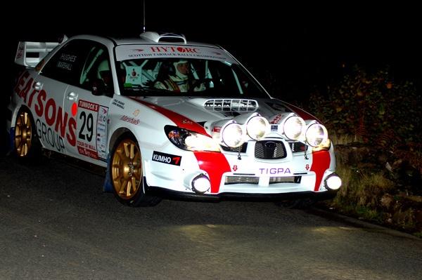 Beatsons Subaru Impreza by mullrallyesport
