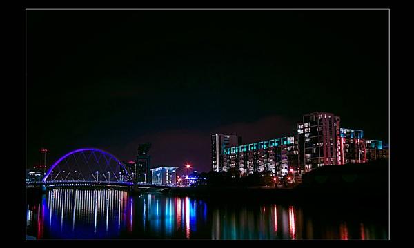 New Bridge, 1 by Richardtyrrelllandscapes