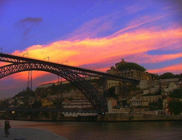 Porto Bridge by Cumbers123