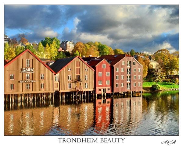 Trondheim by olesyak