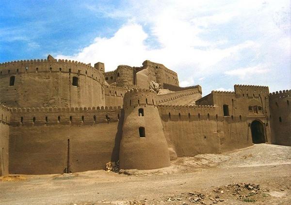 \'The Citadel\' Bam, Iran by dsafari